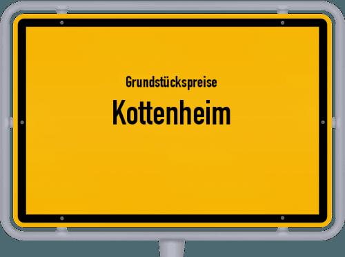 Grundstückspreise Kottenheim 2019