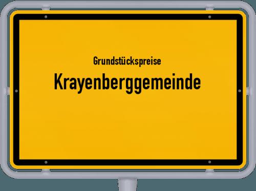 Grundstückspreise Krayenberggemeinde 2019