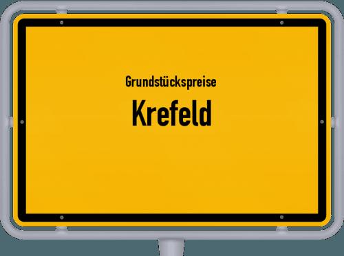 Grundstückspreise Krefeld 2021
