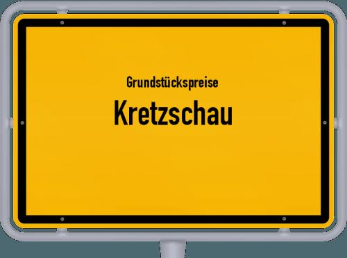 Grundstückspreise Kretzschau 2021
