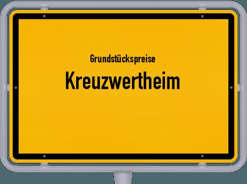 Grundstückspreise Kreuzwertheim 2019