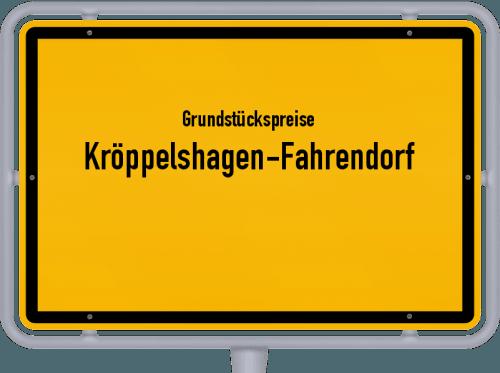 Grundstückspreise Kröppelshagen-Fahrendorf 2021