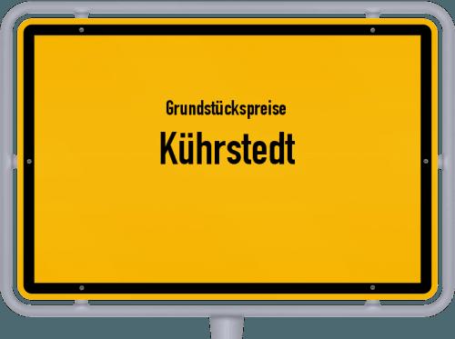 Grundstückspreise Kührstedt 2019