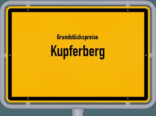Grundstückspreise Kupferberg 2019