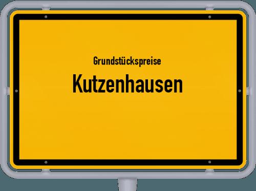 Grundstückspreise Kutzenhausen 2019