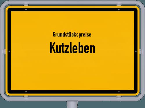 Grundstückspreise Kutzleben 2019