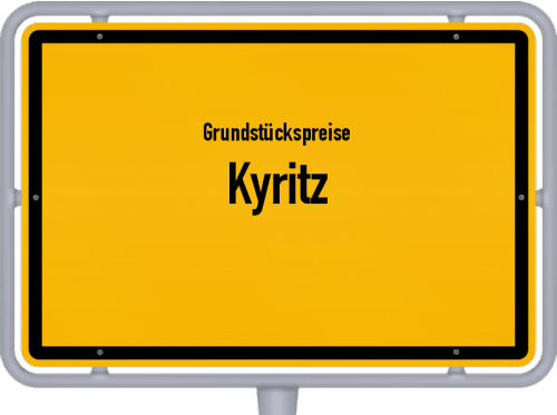 Grundstückspreise Kyritz 2021