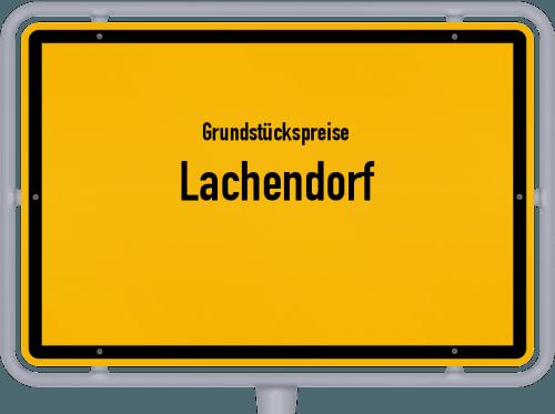 Grundstückspreise Lachendorf 2019