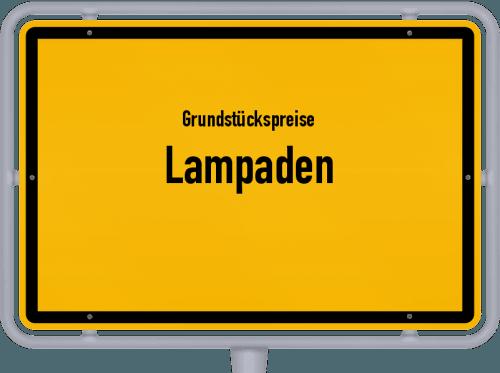Grundstückspreise Lampaden 2019