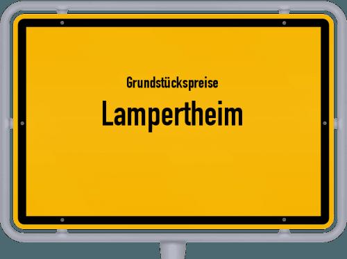 Grundstückspreise Lampertheim 2019
