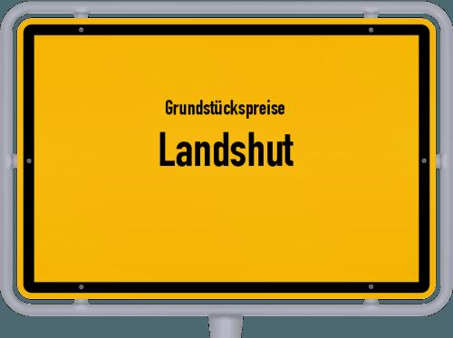Grundstückspreise Landshut 2019