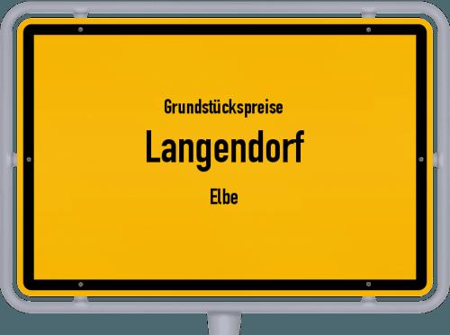 Grundstückspreise Langendorf (Elbe) 2021