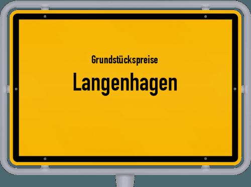 Grundstückspreise Langenhagen 2019