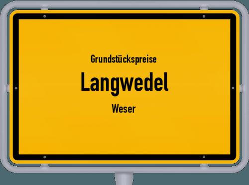 Grundstückspreise Langwedel (Weser) 2019