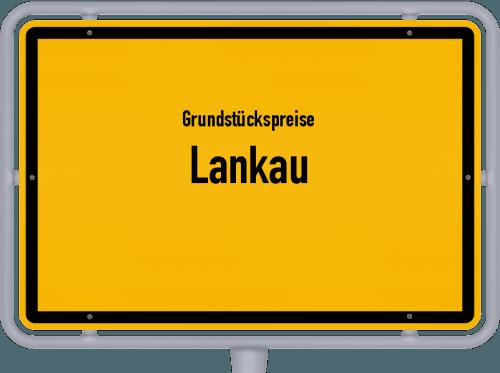 Grundstückspreise Lankau 2021