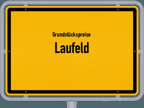 Grundstückspreise Laufeld 2019