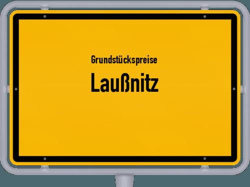Grundstückspreise Laußnitz 2019