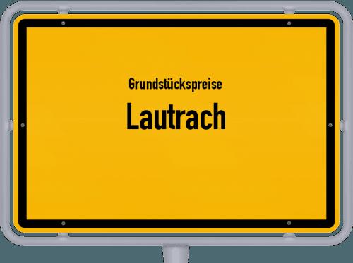 Grundstückspreise Lautrach 2019