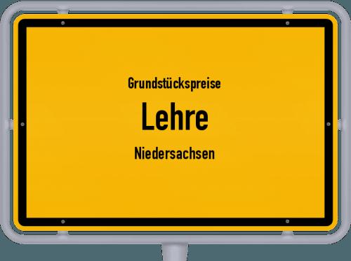 Grundstückspreise Lehre (Niedersachsen) 2019