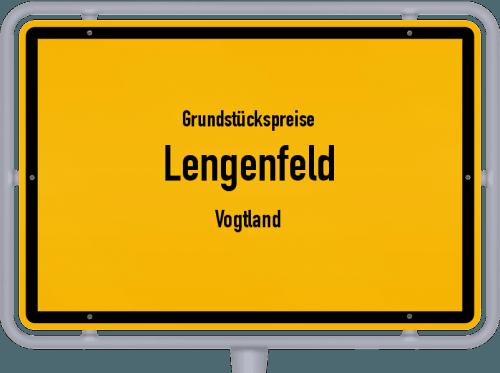 Grundstückspreise Lengenfeld (Vogtland) 2019