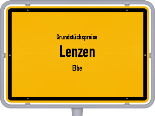 Grundstückspreise Lenzen (Elbe) 2021