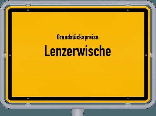 Grundstückspreise Lenzerwische 2021