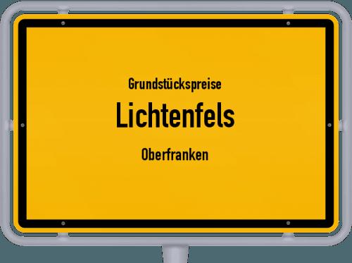 Grundstückspreise Lichtenfels (Oberfranken) 2019