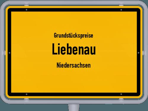 Grundstückspreise Liebenau (Niedersachsen) 2019