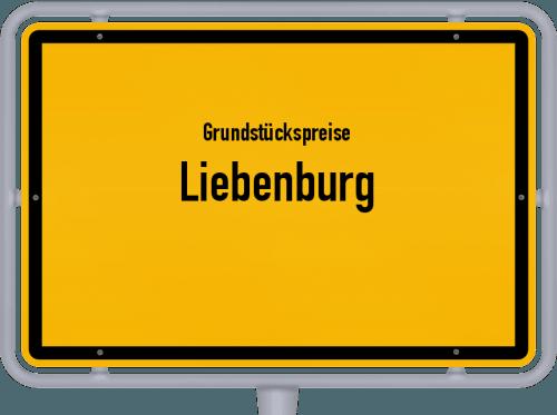 Grundstückspreise Liebenburg 2021