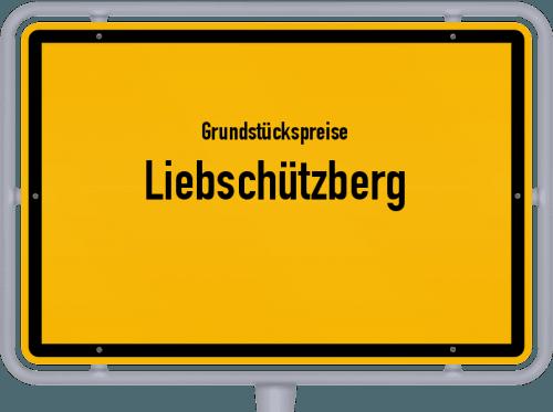 Grundstückspreise Liebschützberg 2019