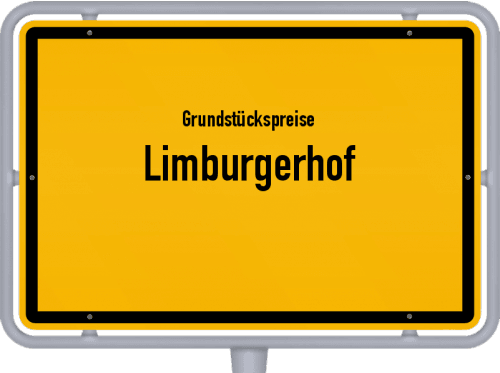 Grundstückspreise Limburgerhof 2019