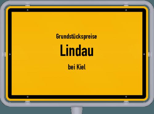 Grundstückspreise Lindau (bei Kiel) 2021
