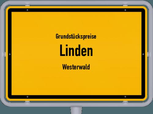 Grundstückspreise Linden (Westerwald) 2019