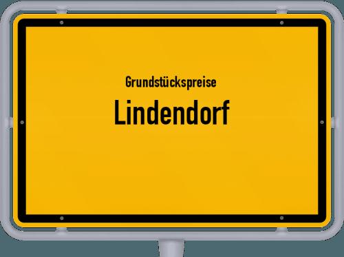Grundstückspreise Lindendorf 2021