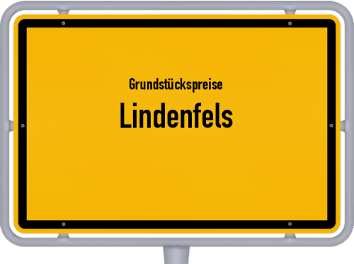 Grundstückspreise Lindenfels 2018