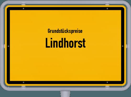 Grundstückspreise Lindhorst 2021
