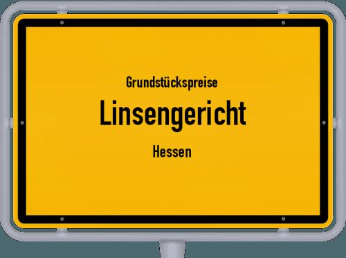 Grundstückspreise Linsengericht (Hessen) 2020
