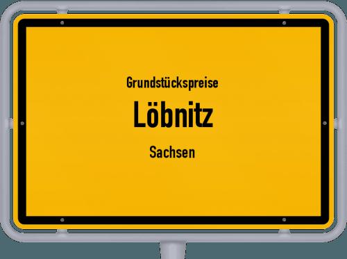 Grundstückspreise Löbnitz (Sachsen) 2019