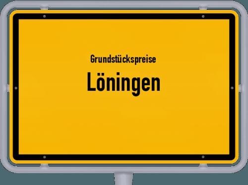 Grundstückspreise Löningen 2021