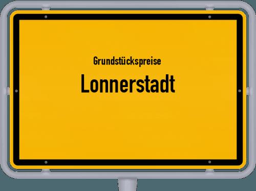 Grundstückspreise Lonnerstadt 2021