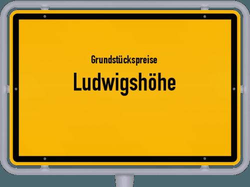 Grundstückspreise Ludwigshöhe 2019