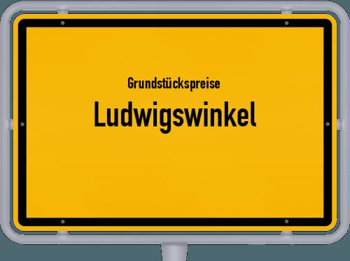 Grundstückspreise Ludwigswinkel 2019