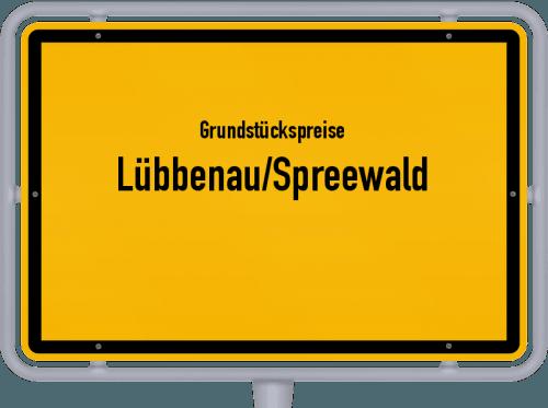 Grundstückspreise Lübbenau/Spreewald 2021