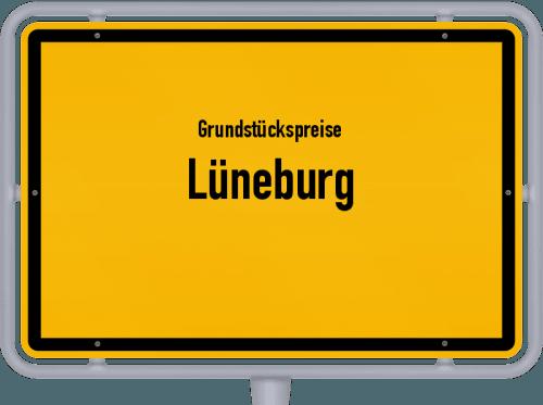 Grundstückspreise Lüneburg 2021