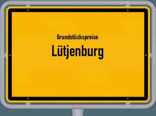Grundstückspreise Lütjenburg 2021