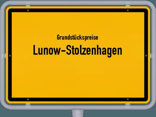 Grundstückspreise Lunow-Stolzenhagen 2018