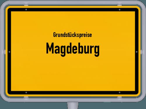 Grundstückspreise Magdeburg 2019