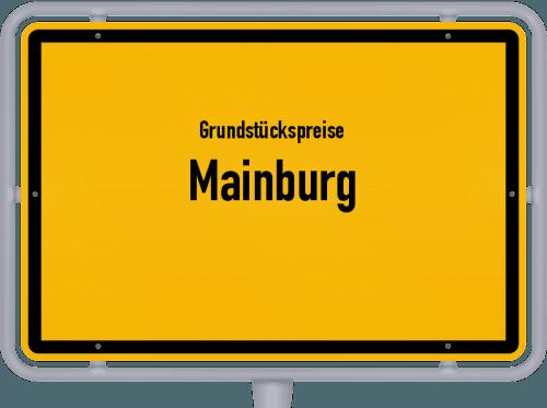 Grundstückspreise Mainburg 2019
