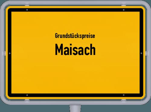Grundstückspreise Maisach 2019