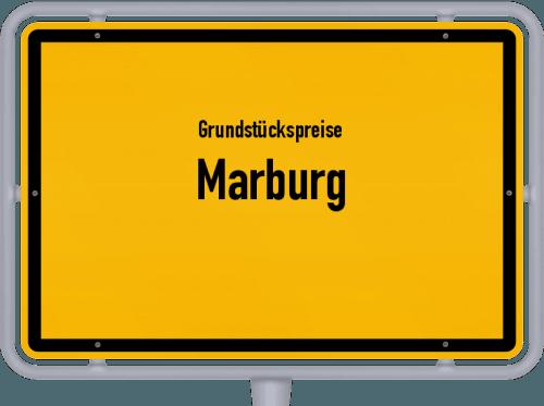 Grundstückspreise Marburg 2020
